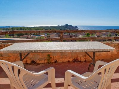 Photo for Sea Views and Terrace - 6 min Walk To Beach