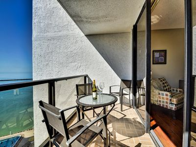 440 West Condo 1101N See all of Clearwater Beach from your balcony
