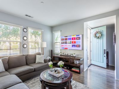 Photo for MODERN & LUX HOME, 7 MINS to Disney & Convention Center!
