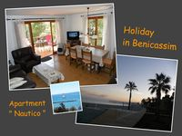The pleasant holiday in Benicassim