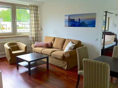 """CityHome Munich"", modern 2 room apartments downtown area ..."