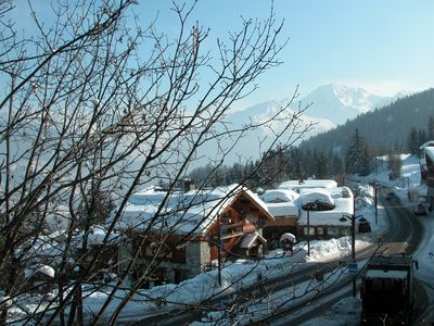 Photo for family chalet in the heart of the 3 Valleys area Courchevel 6 people