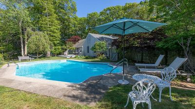 Photo for Inspiring Getaway in Springs Art Community: Nature Preserve Setting w/ Sunny Spaces, Heated Pool