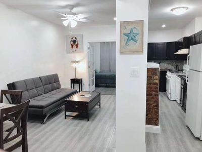 Photo for Newly renovated, comfy and trendy space. #1