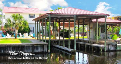 Waterfront Home~Private Pool~2 Boat Slips-Elevator-Sleeps 15!