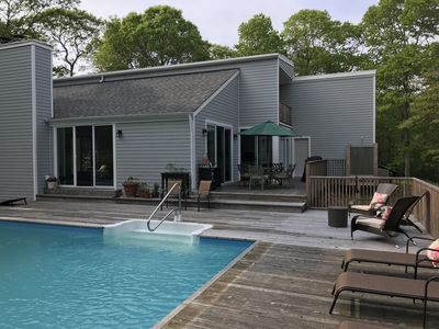 Photo for Newly Renovated Home Close to Ocean & Bay Beaches & Amagansett Square