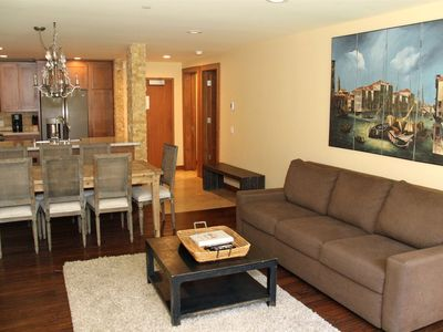 Photo for 1 Bedroom with Additional Private Bunk Room, 2 bathroom Sleeps 6