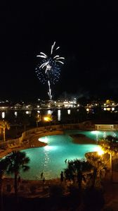 Watch the boats on the Intracoastal Waterway / North Tower in Barefoot  Resort - North Myrtle Beach