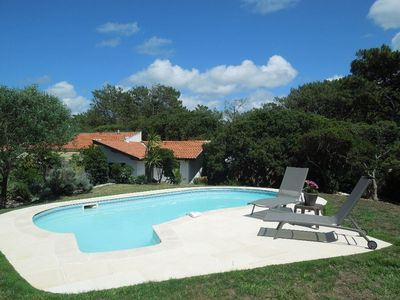 Photo for Villa du Penon with swimming-pool for 6 persons