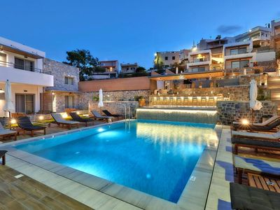Photo for Apartments Seascape Luxury Residences, Agia Pelagia  in Kreta - 3 persons