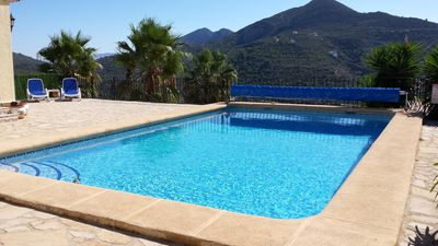 Photo for Deluxe Villa With Large Private Pool And Sun Terraces With Beautiful Views
