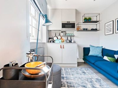 Photo for Stylish, Nordic Deisgn 1 Bed Apt in Camden