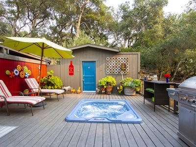 Photo for Secluded Dream Vacation: Wine Country!  Massage Therapy / Private Chef
