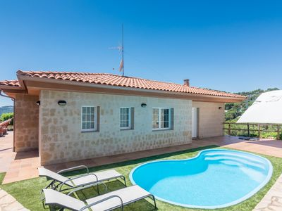 Photo for 3BR Villa Vacation Rental in Sant Cebria de Vallalta, Costa Maresme