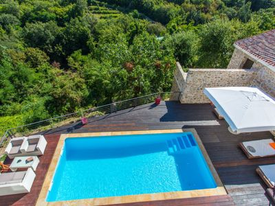 Photo for Vacation home Storia in Krk/Dobrinj - 8 persons, 4 bedrooms