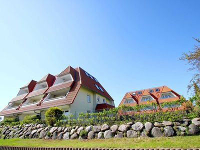 Photo for HHB12 - duplex apartment with balcony and sea view - harbor houses Breege