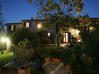 Photo for Vacation home Vedi Torre  in San Gimignano, Tuscany Chianti - 10 persons, 5 bedrooms