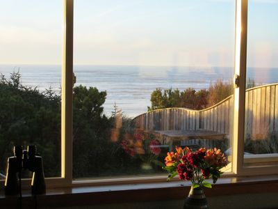 Photo for Oceanwind Retreat, Oceanfront, romantic, ideal for couples, pet friendly