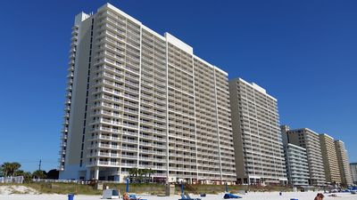 Majestic Towers beach side