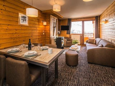 Photo for Chalet Val 2400 **** - 3 Rooms 4/6 People