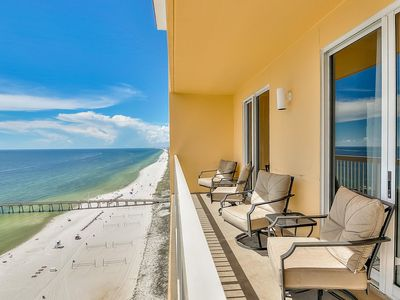 Photo for UNIT 2108W. OPEN 5/18-25 ONLY $1807 TOTAL! WALK TO PIER PARK! UPGRADED UNIT!
