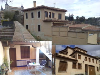 Photo for Self catering Toledo Magico for 2-4 people. Pets allowed