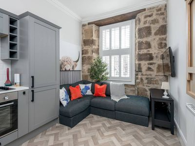 Photo for Cozy 3 Bedroom Apartment in the Heart of Old Town - Perfect for the Fringe!