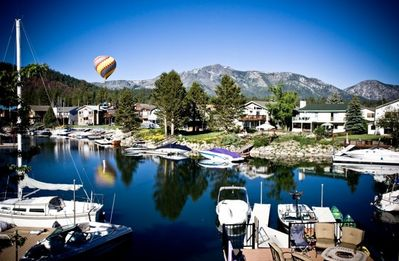 Photo for Tahoe Keys-Beautiful View-Boat Dock-Permit #003244