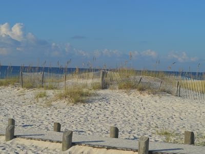Photo for Family Friendly Condo - Steps from Gulf Beach @ Three Cs  2BR/2BA