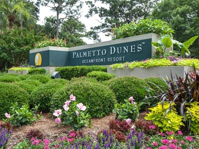 Photo for WOW!  Be the first to stay in this fabulous remodeled villa in Palmetto Dunes.
