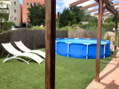 Photo for Spacious 4-bedroom house situated just 20 minutes from Barcelona with a pool and furnished terrace