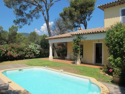 Photo for Beautiful villa with pool near beaches and shops