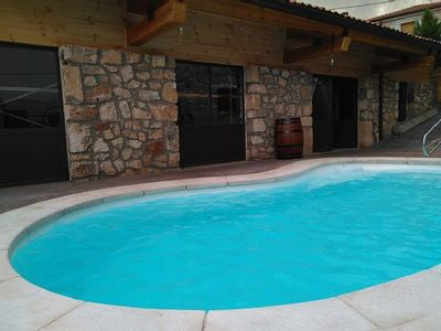 Photo for Gîte - Self Catering Gemelos de Duraton for 14 people