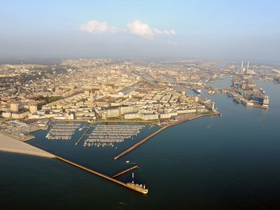 Photo for Grand appartement 10 pers. Centre Ville Le Havre