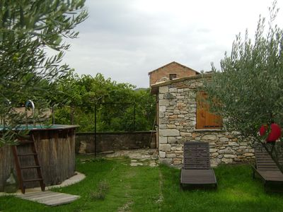 Photo for TYPICAL PROVENCAL COTTAGE FOR 2 PEOPLE WITH POOL AND GARDEN
