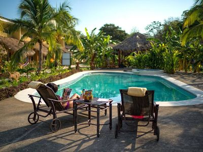Photo for AFFORDABLE LUXURY CONDO 10 MINUTES FROM THE BEST BEACHES IN GUANACASTE