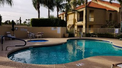 "Photo for Relax anytime of the  the year at ""Racquet Club Resort in Scottsdale Ranch!"""