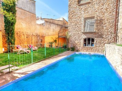 Photo for Vacation home Can Llarga in La Bisbal D'Emporda - 16 persons, 6 bedrooms