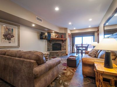 Photo for Ski-in / Ski-Out At Park City Mtn: Beautifully Remodeled 2 Bedroom Condo