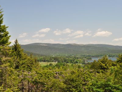 Photo for Cottage with Spectacular Views of The Mountains and the Atlantic Ocean