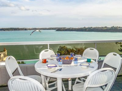Photo for Apartment Terrasses d'Emeraude  in Dinard, Brittany - Northern - 6 persons, 2 bedrooms