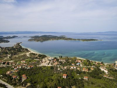Photo for 2BR Apartment Vacation Rental in Vourvourou, Sithonia