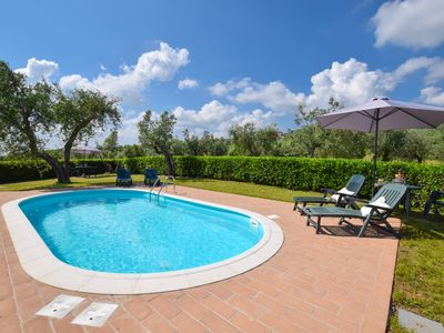 Photo for Villa Le Balze: Large Private Pool, WiFi