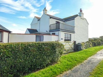 Photo for TREVILLICK COTTAGE, pet friendly in Tintagel, Ref 948006