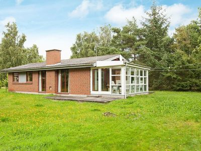 Photo for Attractive Holiday Home in Ørsted with Sauna