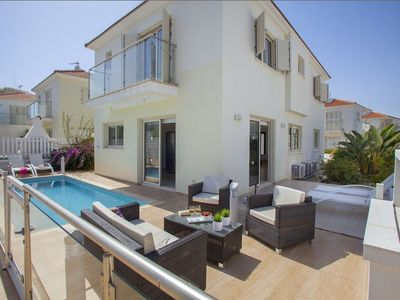 Photo for 3BR Villa Vacation Rental in Protaras,