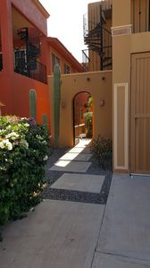 Photo for Beautiful family vacation home one row back from the stunning Sea of Cortez