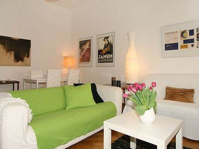 Photo for Apartment Wieden  in Vienna / 4. District, Vienna - 4 persons, 2 bedrooms