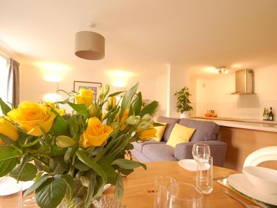 Photo for 18 Slade Court - stunning ground floor apartment close to the cafes and beaches in West Runton.