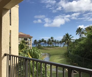 Photo for Delux Ocean Front 2 bed/2 bath fully furnished second floor condo.